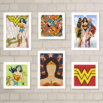 Poster Mulher Maravilha wonder woman