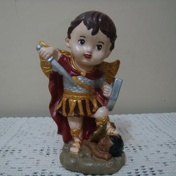 Arcanjo São Miguel Infantil 20 cm