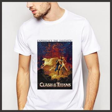 Camiseta Filme Fúria de Titãs
