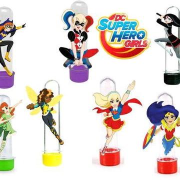 Tubete superhero girls 3d