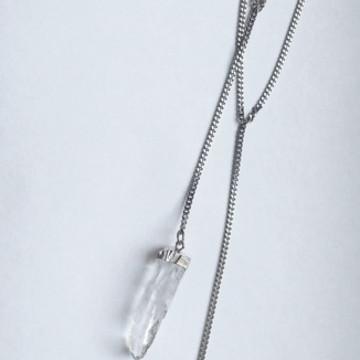Mix colares cristal hamsá