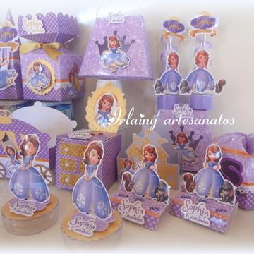 kit princesa Sofia 3