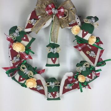 Guirlanda #002 Presentes de Natal