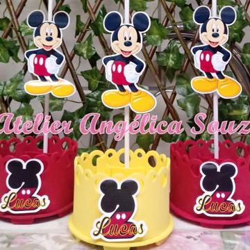 Centro de mesa Mickey