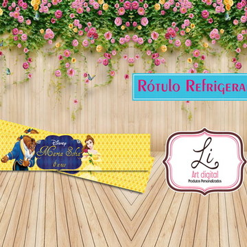 Rotulo Refrigerante