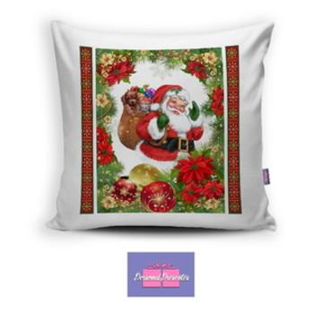 Almofada Natal Papai Noel Personal Presentes