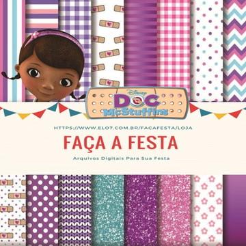 Kit Scrapbook Digital Dra Brinquedo