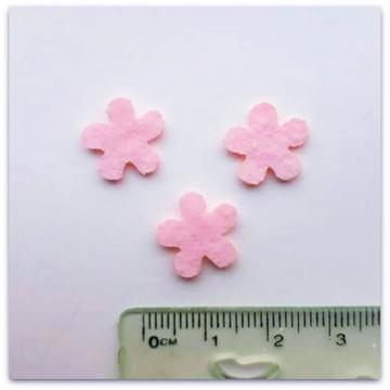 FLOR rosa claro 1.3 cm RECORTE A LASER