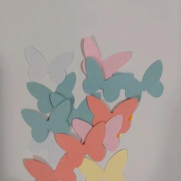 Aplique borboletas