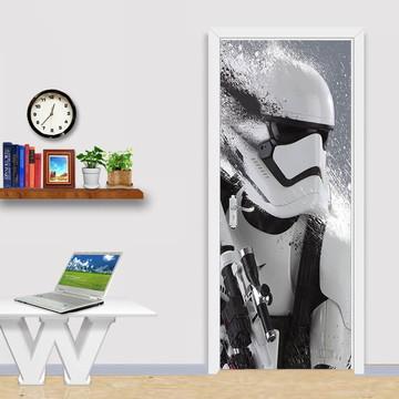 Adesivo para porta Star Wars