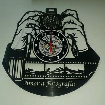 Relógio Fotografia