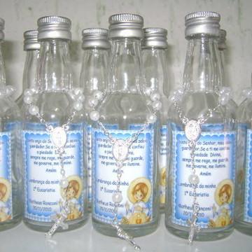 Garrafinha água benta