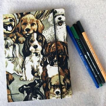 Caderno Costurado - Sob Encomenda