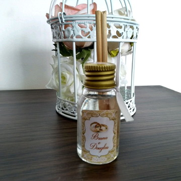 Mini aromatizador personalizado