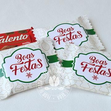 Lembrança Natal Chocolate