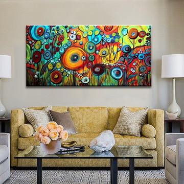pinturas em telas