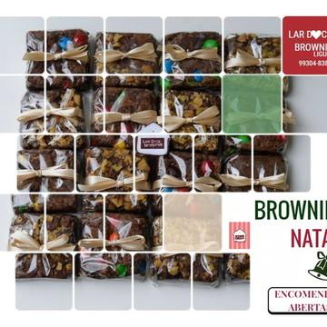 Brownies para presente