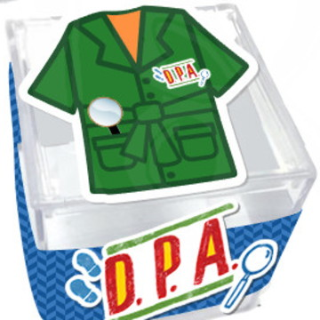 Caixinha Acrílico - DPA