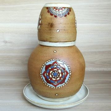Moringa Mandala