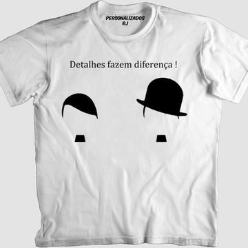 Camisa DETALHES FAZEM DIFERENÇA