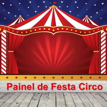 Painel de Festa Circo