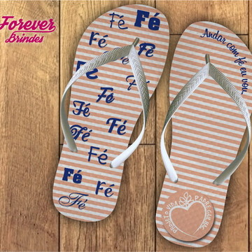 CHINELO PERSONALIZADO - CATEQUESE
