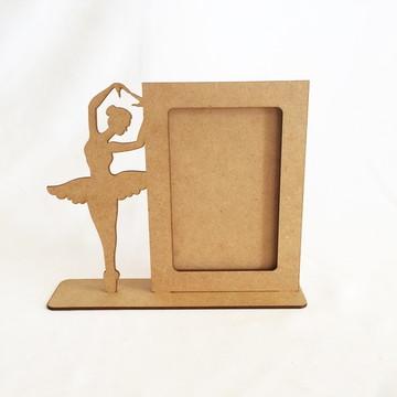 Porta retrato bailarina simples