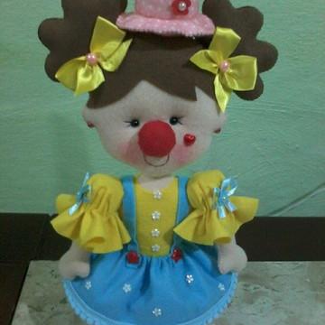 Palhacinha - Circo de Menina