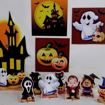 Kit Decoração Festa Infantil Halloween