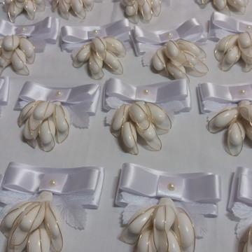 amêndoas confeitadas no cacho pérola