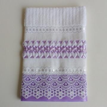 Toalha Lavabo - Toalha de Mão
