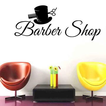 Adesivo para barber shop