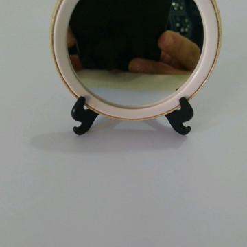 Porta retrato espelho