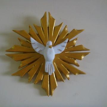 Divino Espírito Santo de parede - 25 cm