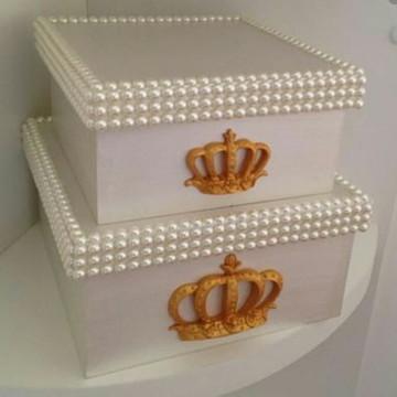 Conjunto de caixas