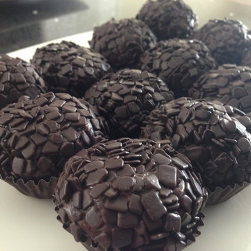 Brigadeiro Gourmet sabor Chocolate Amargo