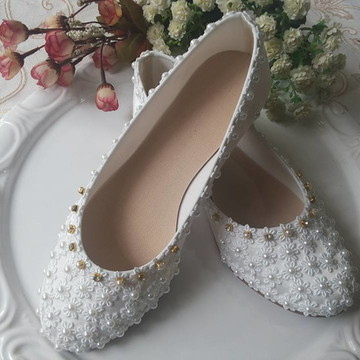 Sapatilha noiva