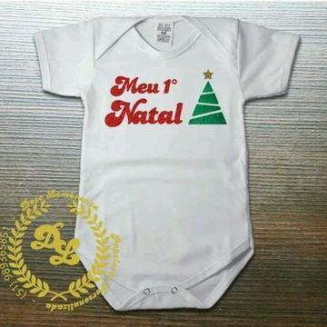 Body Natal - Meu Primeiro Natal