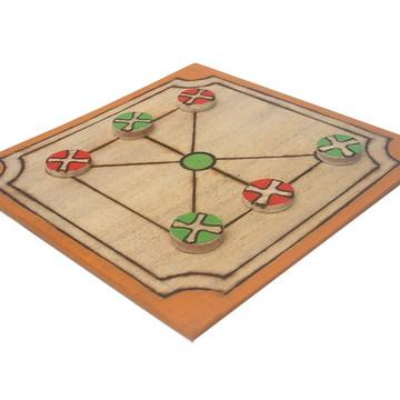 Madelinette -Tradicional jogo de tabuleiro europeu