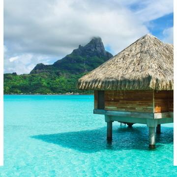 Papel de Parede Bora Bora