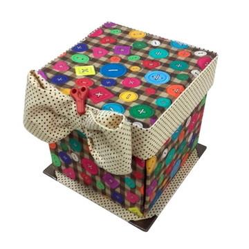 caixa de costura (com conteúdo)