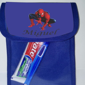 Porta Escova Pasta Dente personalizado