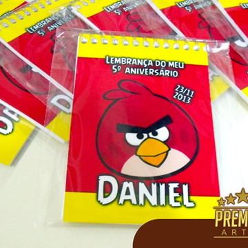 Bloquinho Angry Birds P1