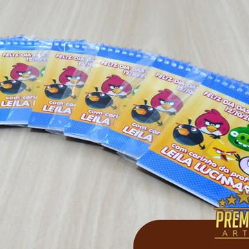 Bloquinho Angry Birds P2