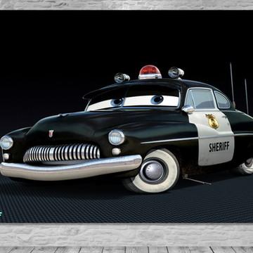 Painel Carros / Xerife - Frete Grátis