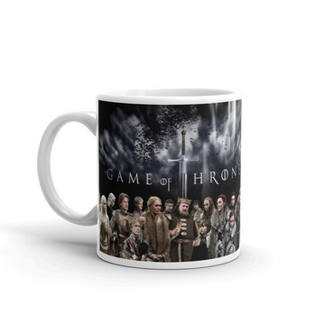 Caneca Games of Thrones