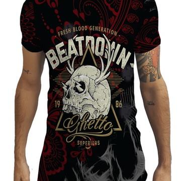 Camiseta Eufizaqui.com Swag Estampa Total Frete Grátis
