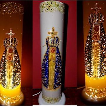 Luminária Nossa Senhora Aparecida - Presentes para Católicos