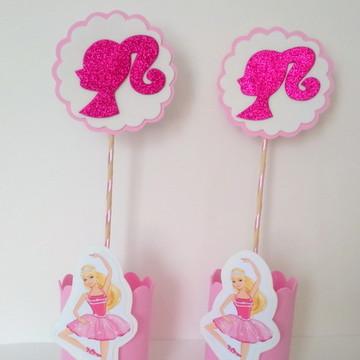 Centro de mesa Barbie Bailarina