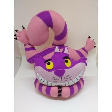 Gato de Cheshire Alice em Feltro